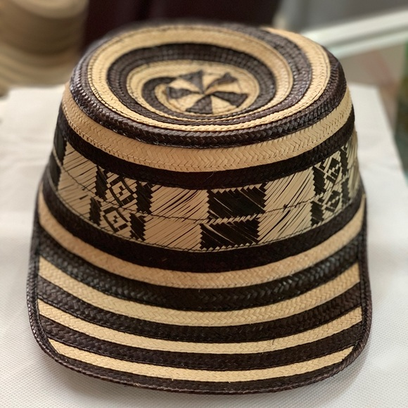Colombian Hat - Gorra Fina Caña Flecha Original 146915354c8
